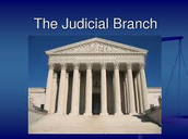 whats the judicial branch all about