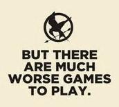- Katniss Everdeen