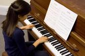 Pianoforte Classico, Rock&Pop, Jazz
