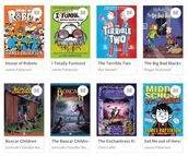 "Ebook Samples: ""Juvenile Fiction"""