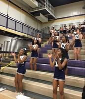 Name it! Claim it! Basketball Cheerleaders