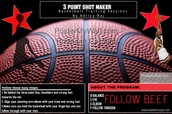 Come join me for your three point lessons today! Call Mr. Raj at -555-555-5555