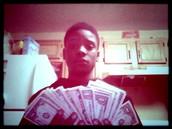 MONEY EVERYDAY ALL DAY