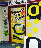 AVID College Door Decorating Contest