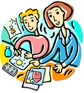 REMINDER:  Parent Work Night & Parent Meeting is Tomorrow