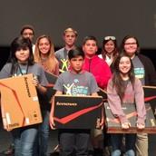 AVID Student winners
