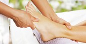 220 stars earns your a one hour massage at Kume Foot Spa!!