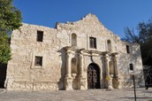 What is the Alamo?