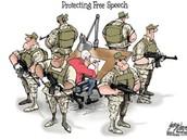 Protecting free speech