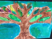 Thankful Trees