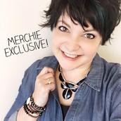 Gabby Jacobsen, merchandiser