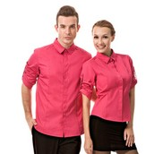 Uniforms for our waitress and waiters