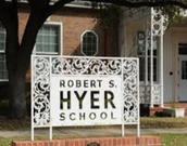 You are Invited to Hyer's Special Time for Meet the Teacher