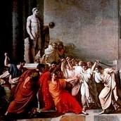 Art Connection. Morte di Giulio Cesare