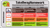 Take Away Homework in PE