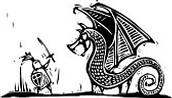 Knights Fail To Slay Dragon!