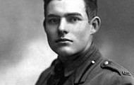 Younger Hemingway