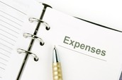 Types of Expenses
