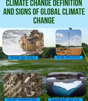 Signs of Global Climate Change