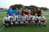 Men's Soccer Seniors