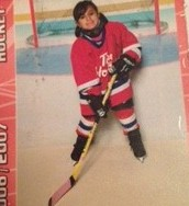 First Year of Hockey
