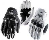 Fox Bomber gloves