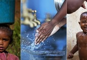 We help to clean water in Africa