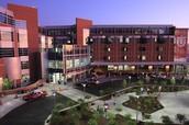 The University of Utah hospital