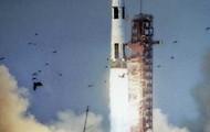 Apollo 9 rocket
