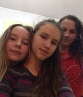 Маша, я і Саша