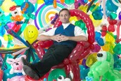 John Cassidy: Comedy, Magic & Really Weird Things with Balloons