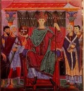 Otto I crowned emperor of the rome