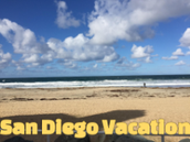 San Diego Vacation