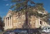 San Jacinto County Courthouse