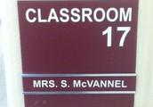 Room 17 at Millen Woods Public School