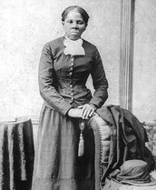 Who is Harriet Tubman?