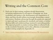 Writing PPT Slide 2