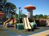 The children will be safe and have fun at our wonderful playground