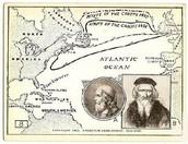 John Cabots Route