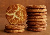 Our bakery sells the best Snickerdoodles around