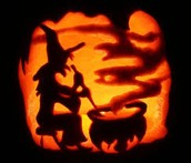 Halloween inspired.