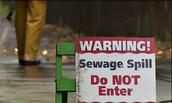And Raw Sewage