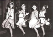 8) Flappers