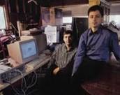 Google Headquarters: 1998