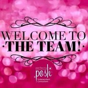 Welcome to all the new Posh Blossoms that joined us in November (up until I sent this out)!!!