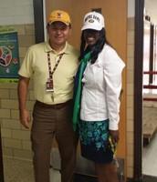 Mr. Alvarado & Ms. Davis
