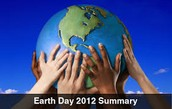 about earth day...