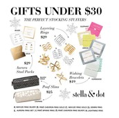Great Gifts for Under $30