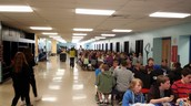 7th and 8th grade lunch