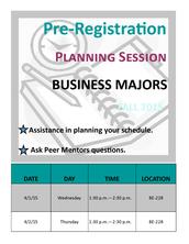 Pre Registration Workshop